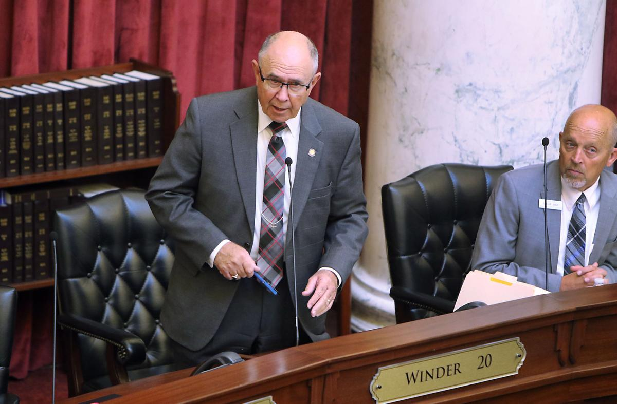 Idaho legislators want to have say in federal stimulus funds