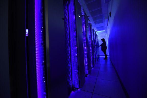 Lemhi supercomputer