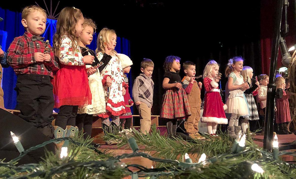 30 years of holiday music celebrated in Challis