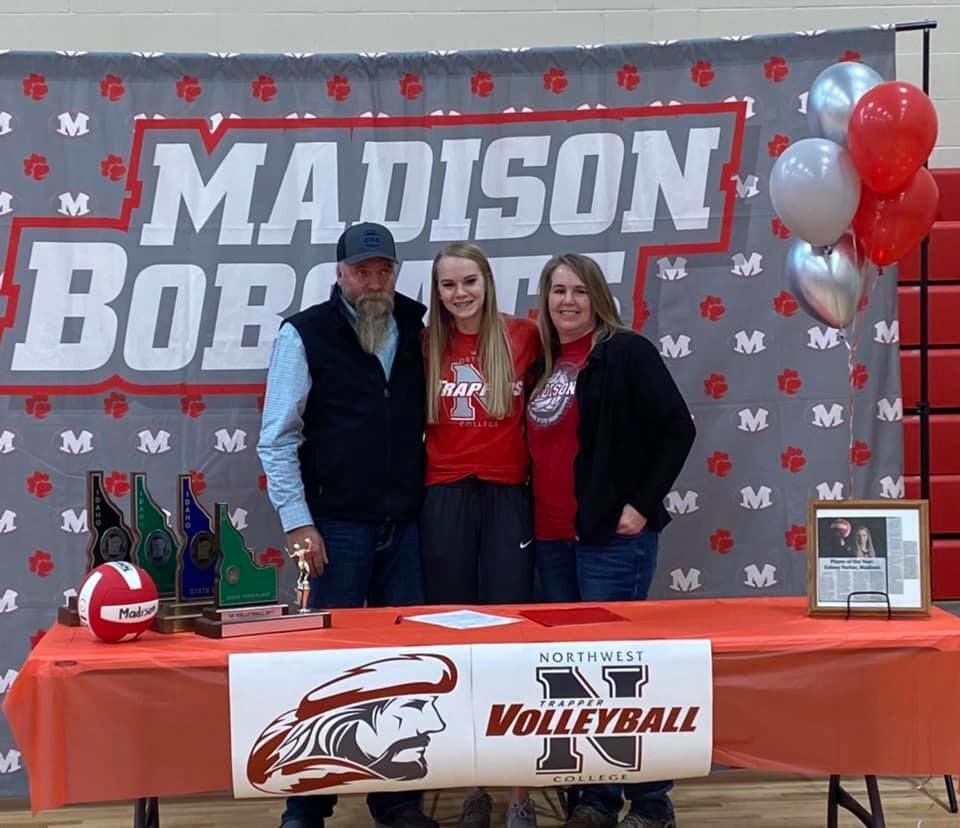 VOLLEYBALL: After recovering from accident, Madison's Parker signs with Northwest College