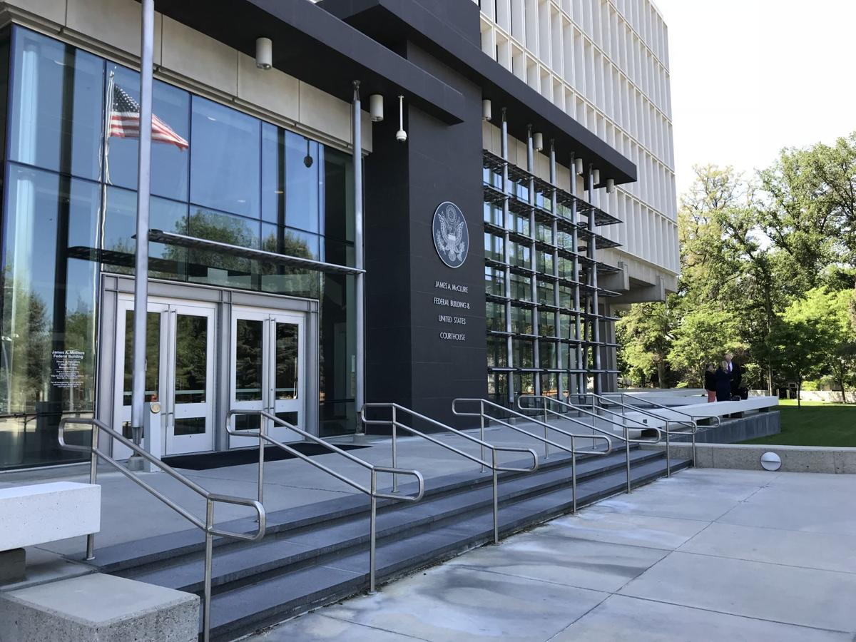 U.S. District Courthouse in Boise