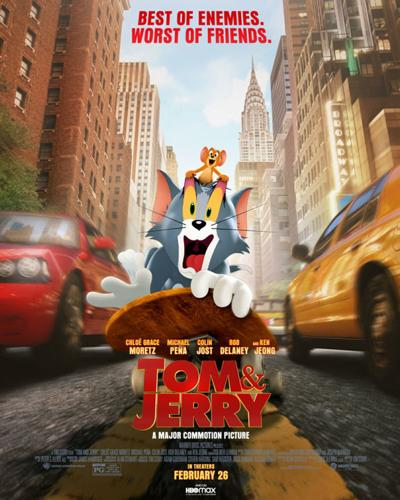 """Movie Review - """"Tom and Jerry"""""""