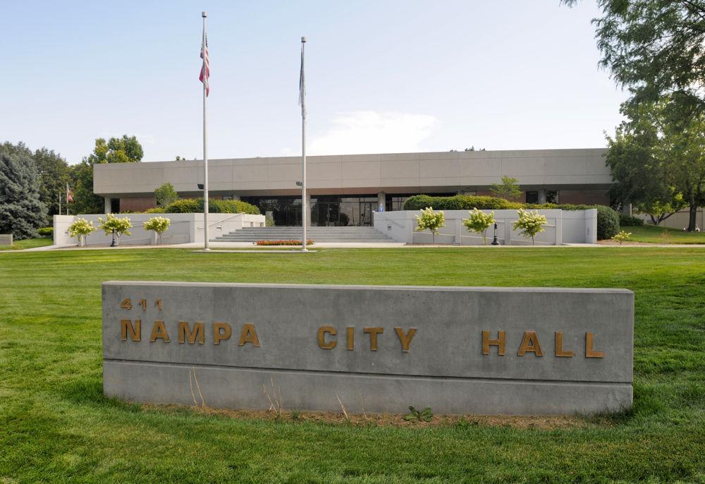 Nampa City Hall