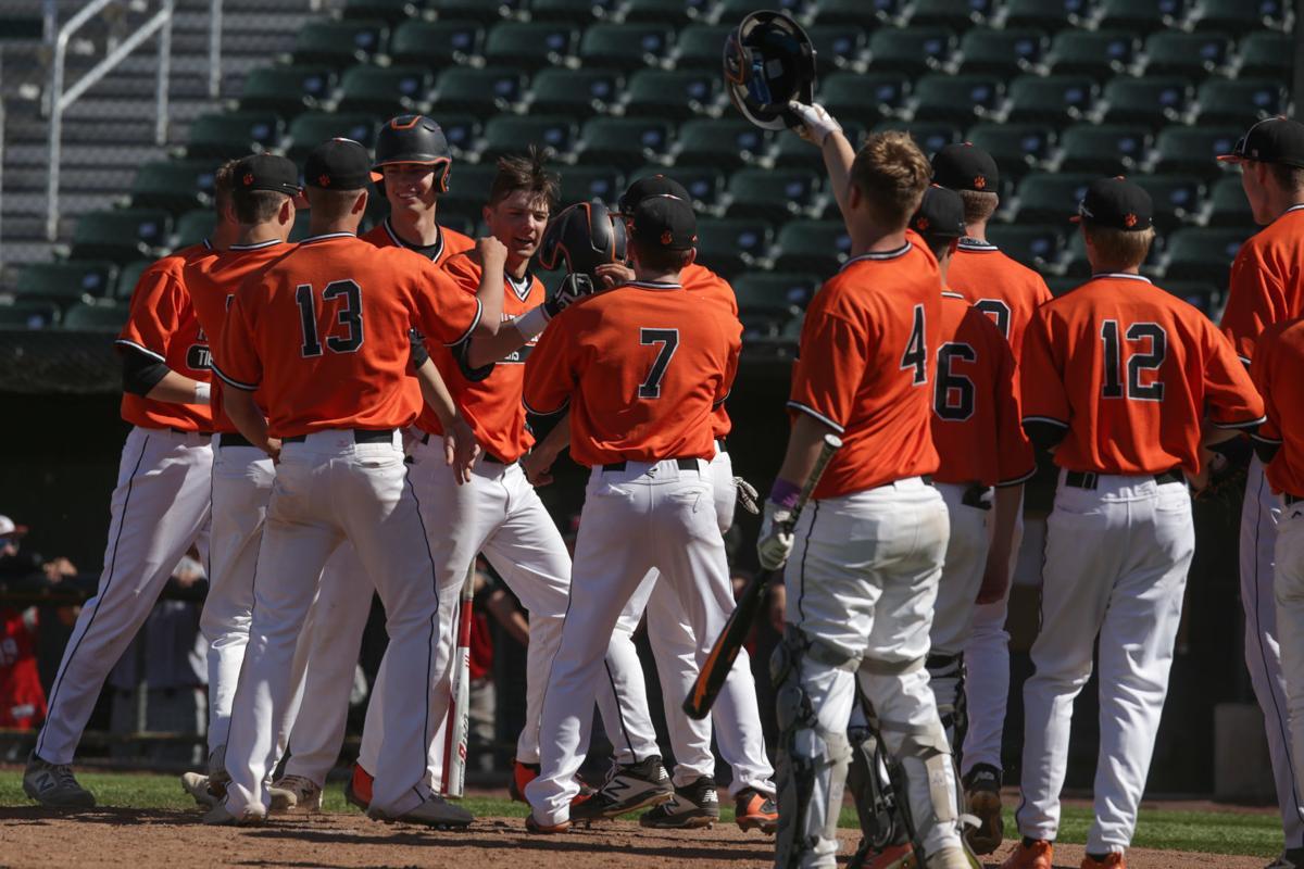 Idaho Falls vs Hillcrest baseball