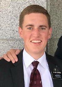 Burgess returning from California mission
