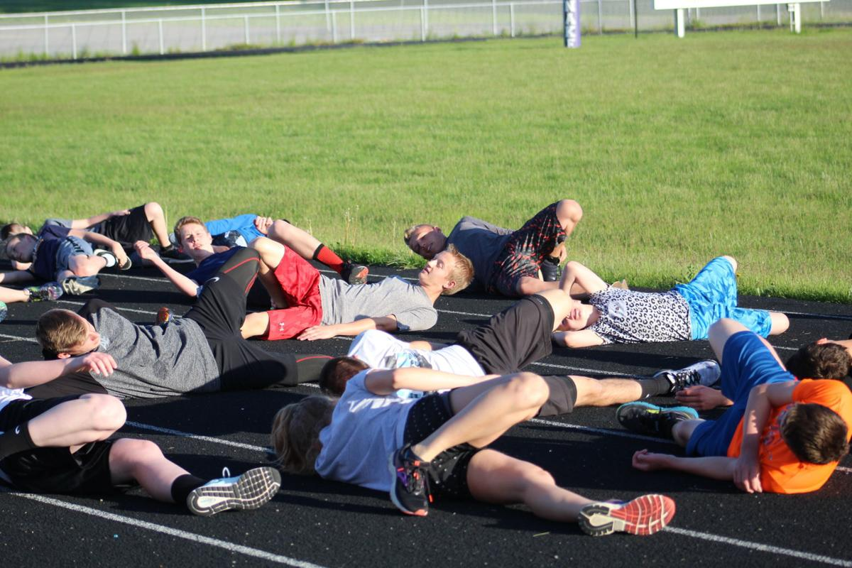 Is 300 mile club enough for SRHS runners?