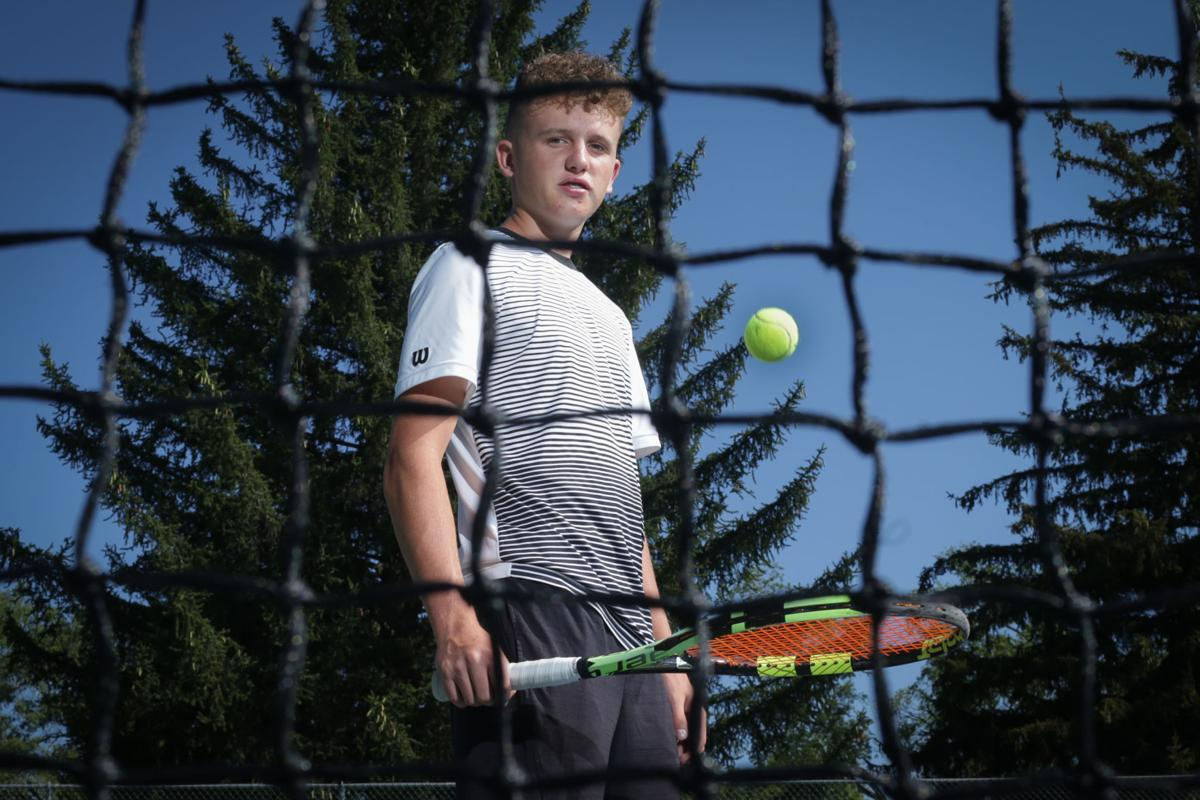 Post Register All-Area tennis singles Player of the Year: Kyler Hartman, Hillcrest
