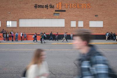 Idaho Falls High School exterior shot