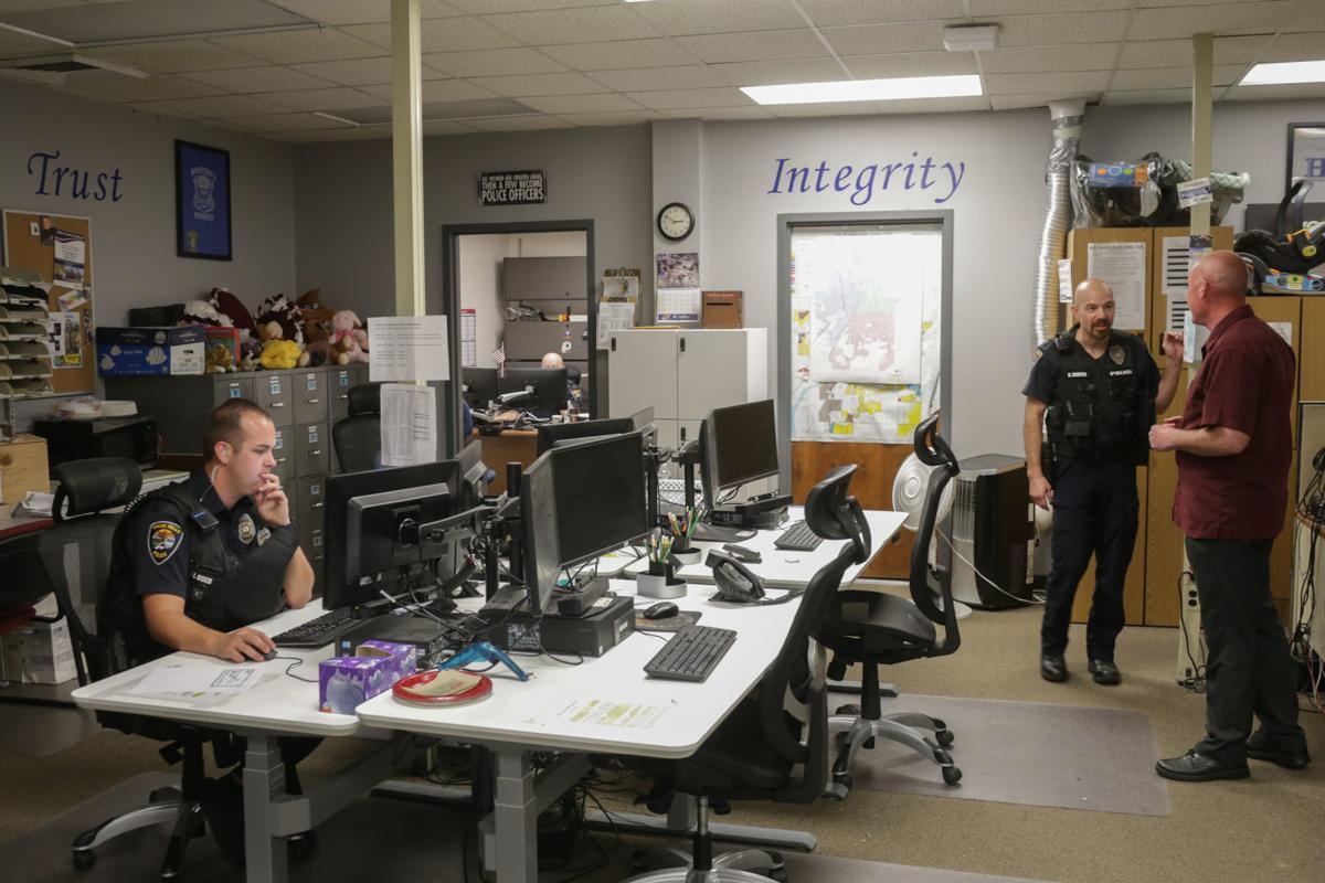 Idaho Falls Police Department