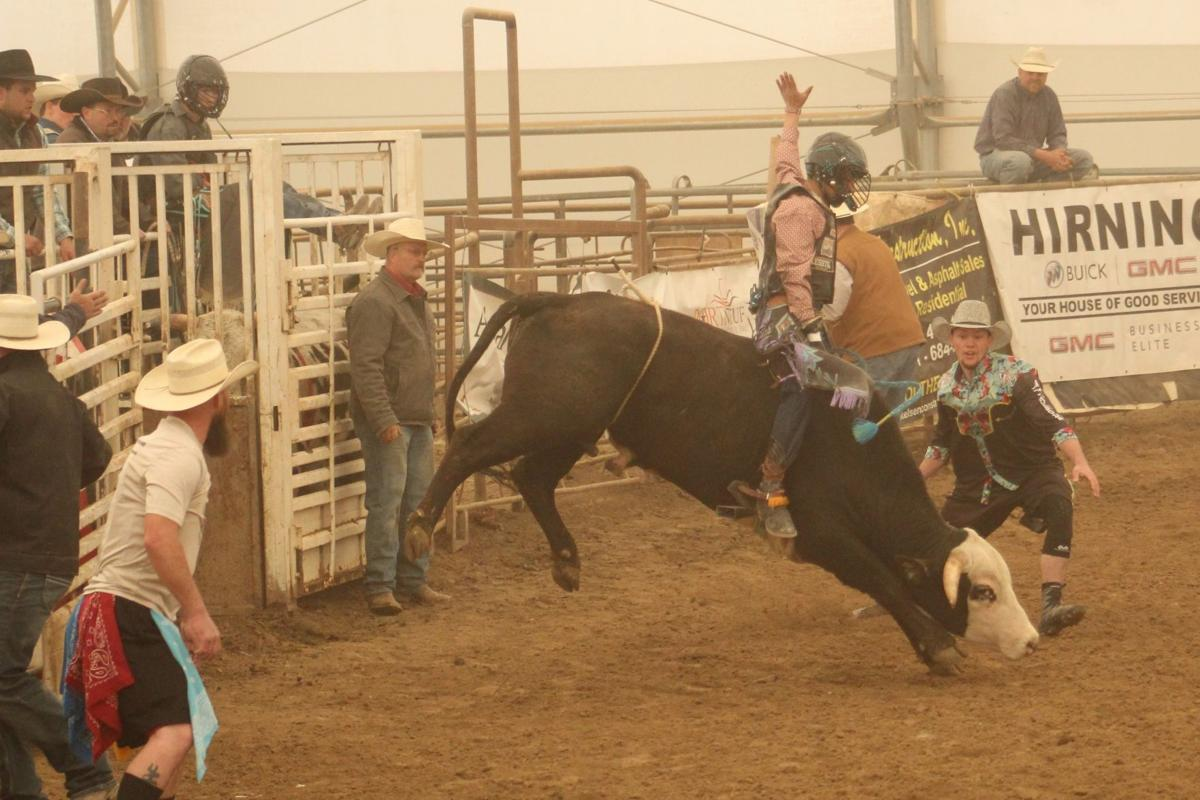 District 4 Rodeo posts first weekend scores