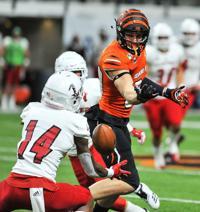 Eastern Washington routs Idaho State 48-5 on senior day