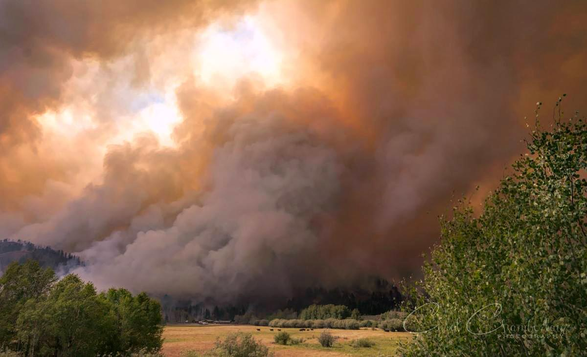 Rabbit Foot Fire tops 23,000 acres