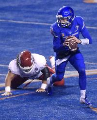 Boise State headed to Dallas to face Boston College in First Responder Bowl