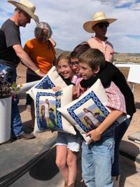 Wyoming Downs remembers Micki Evans
