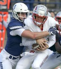 Utah State's Woodward anchors defense at linebacker