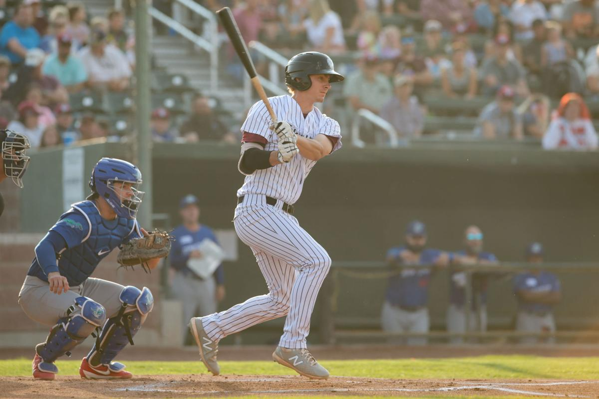 Little homers for third straight game in Chukars' 19-1 win over Vibes