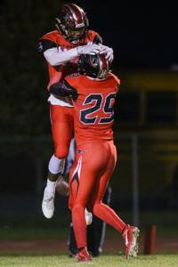 Football: Hillcrest blows out Thunder Ridge in finale