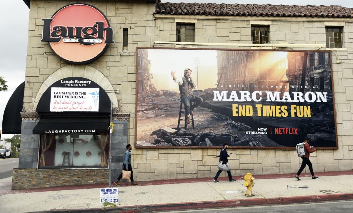 Virus Outbreak Hollywood