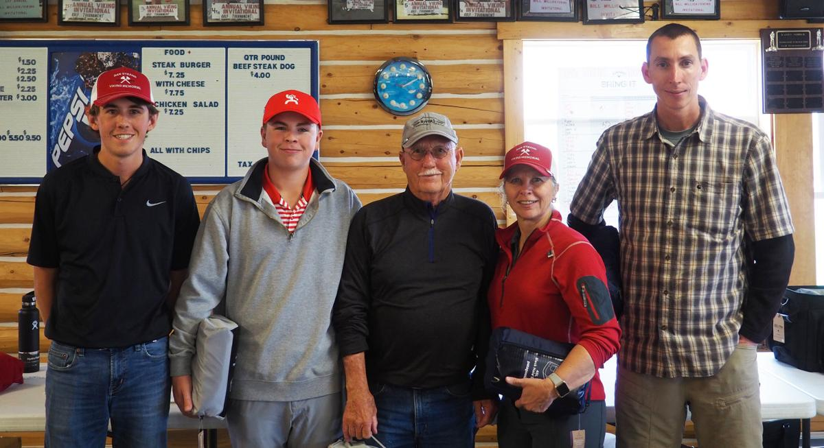 Senior project raises $5,000 for golf team, course