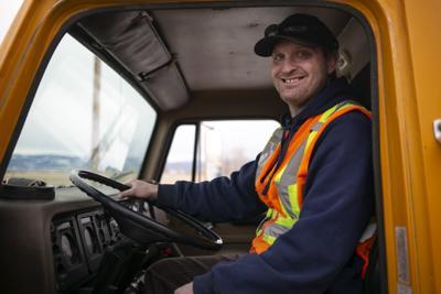 Justin Horak Plow Driver