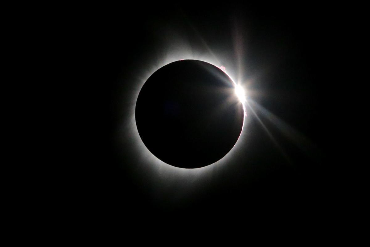Idaho Falls eclipse