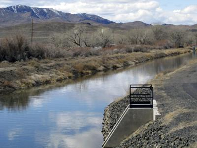 Irrigation Canal Nevada Lawsuit