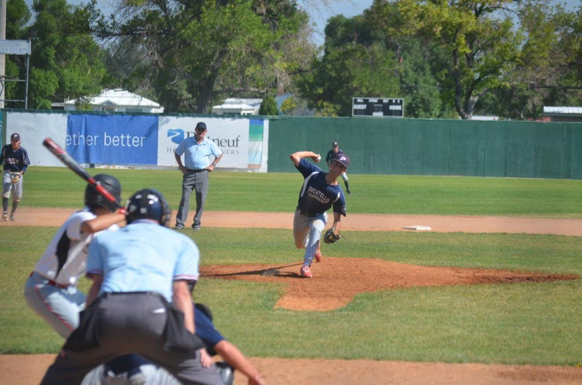 Shelley falls behind early as Razorbacks take American Legion A tournament opener