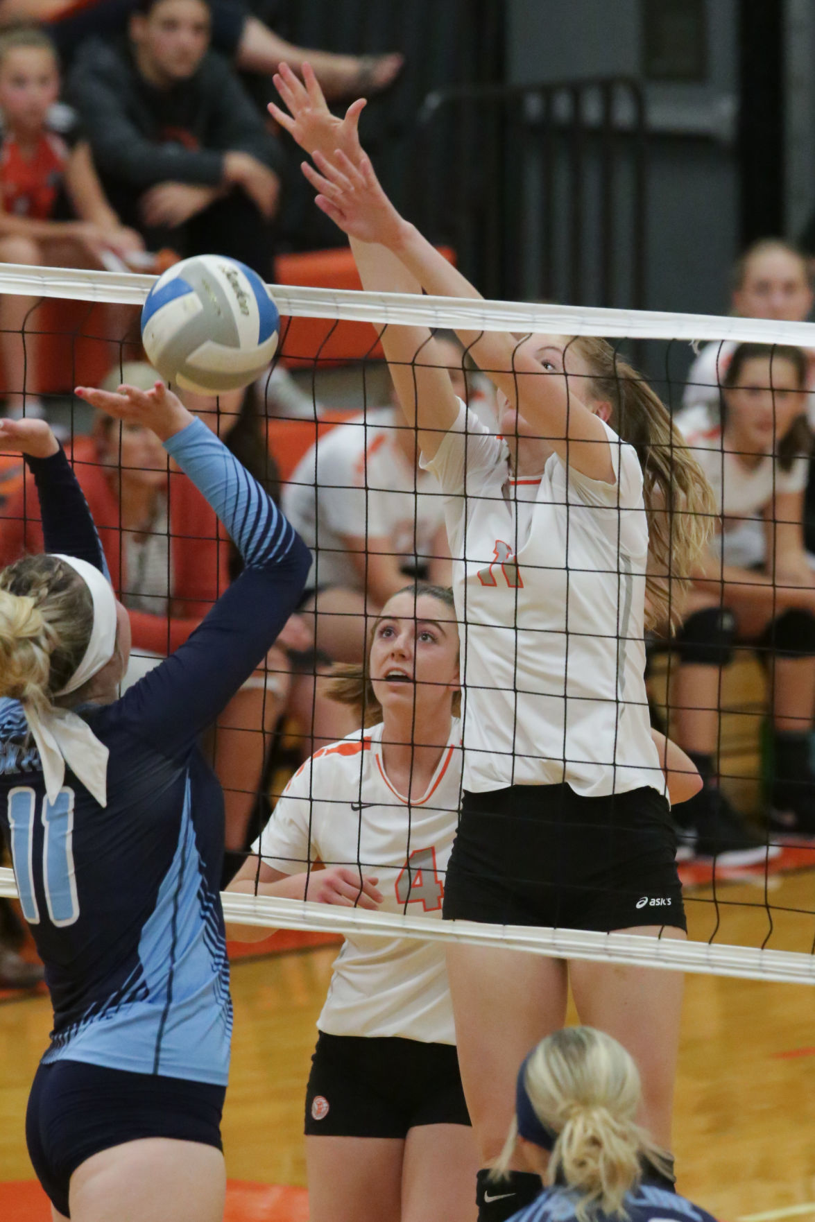 Idaho Falls vs Skyline volleyball