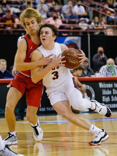 rigby boys basketball state 2021
