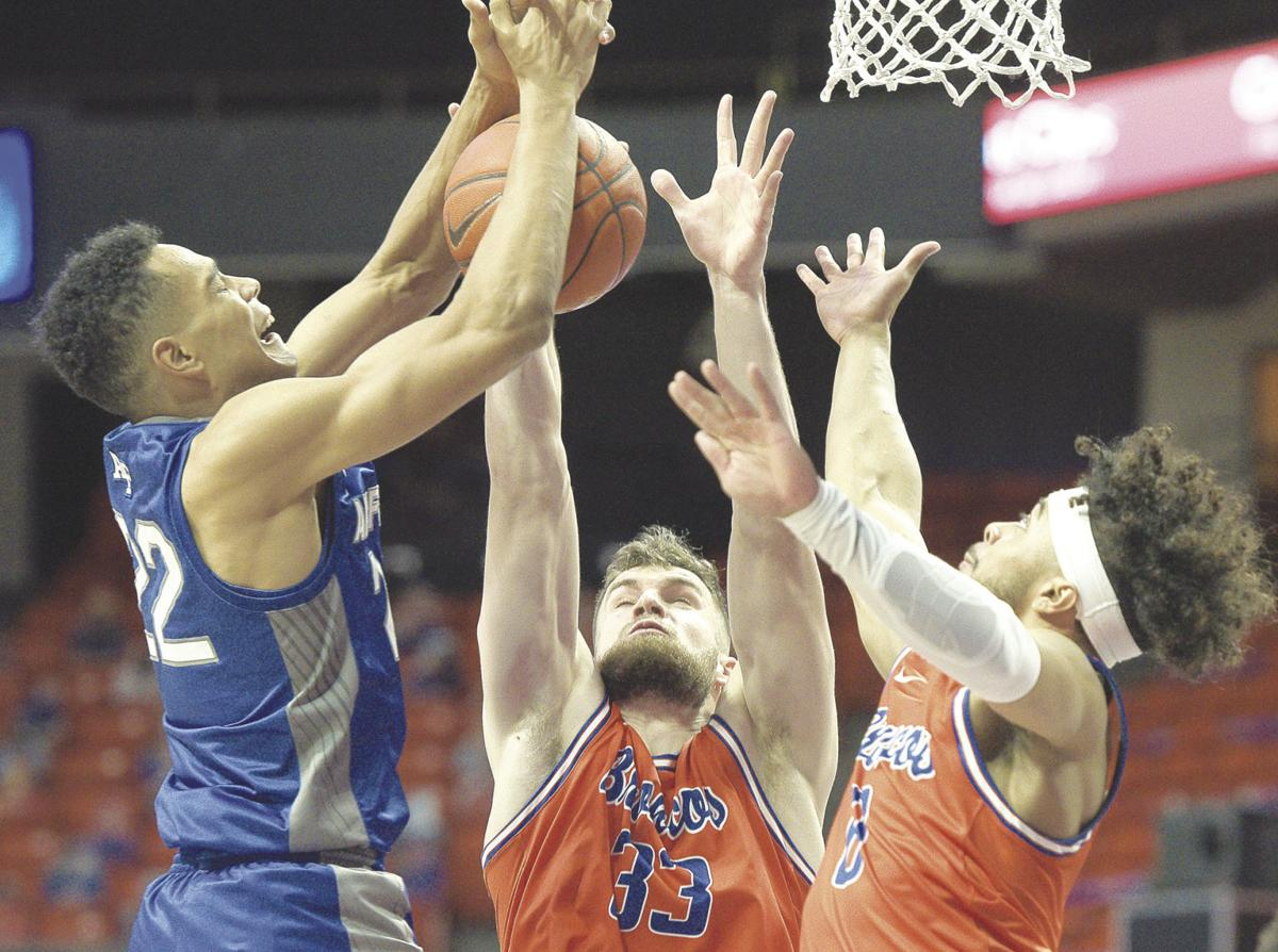Boise State relieved false positive COVID-19 result allows season to continue