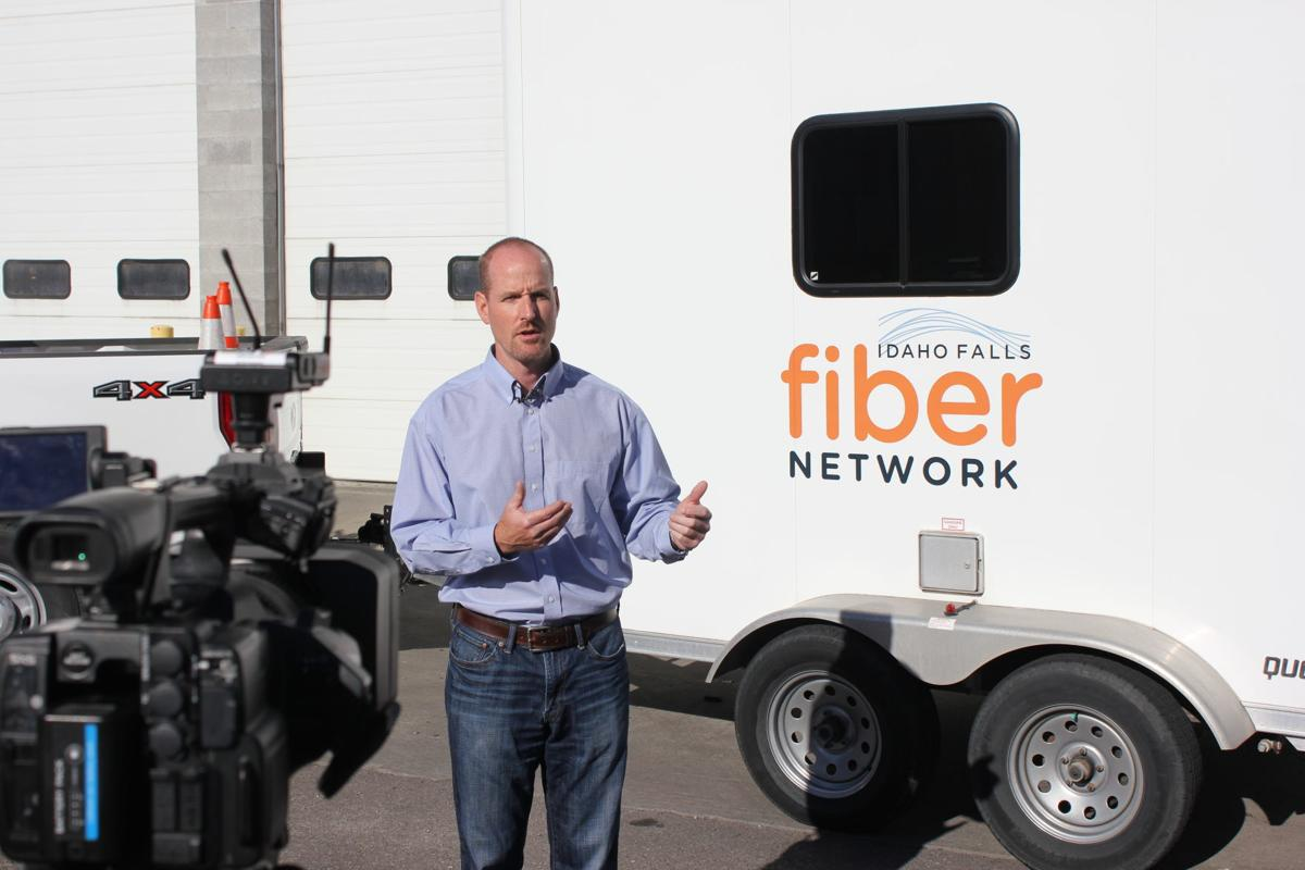 Idaho Falls Residents Weigh Cost Benefits Of Fiber Network Local