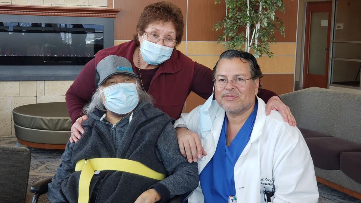 PMC cardiac surgeons save Blackfoot heart attack patient against long odds