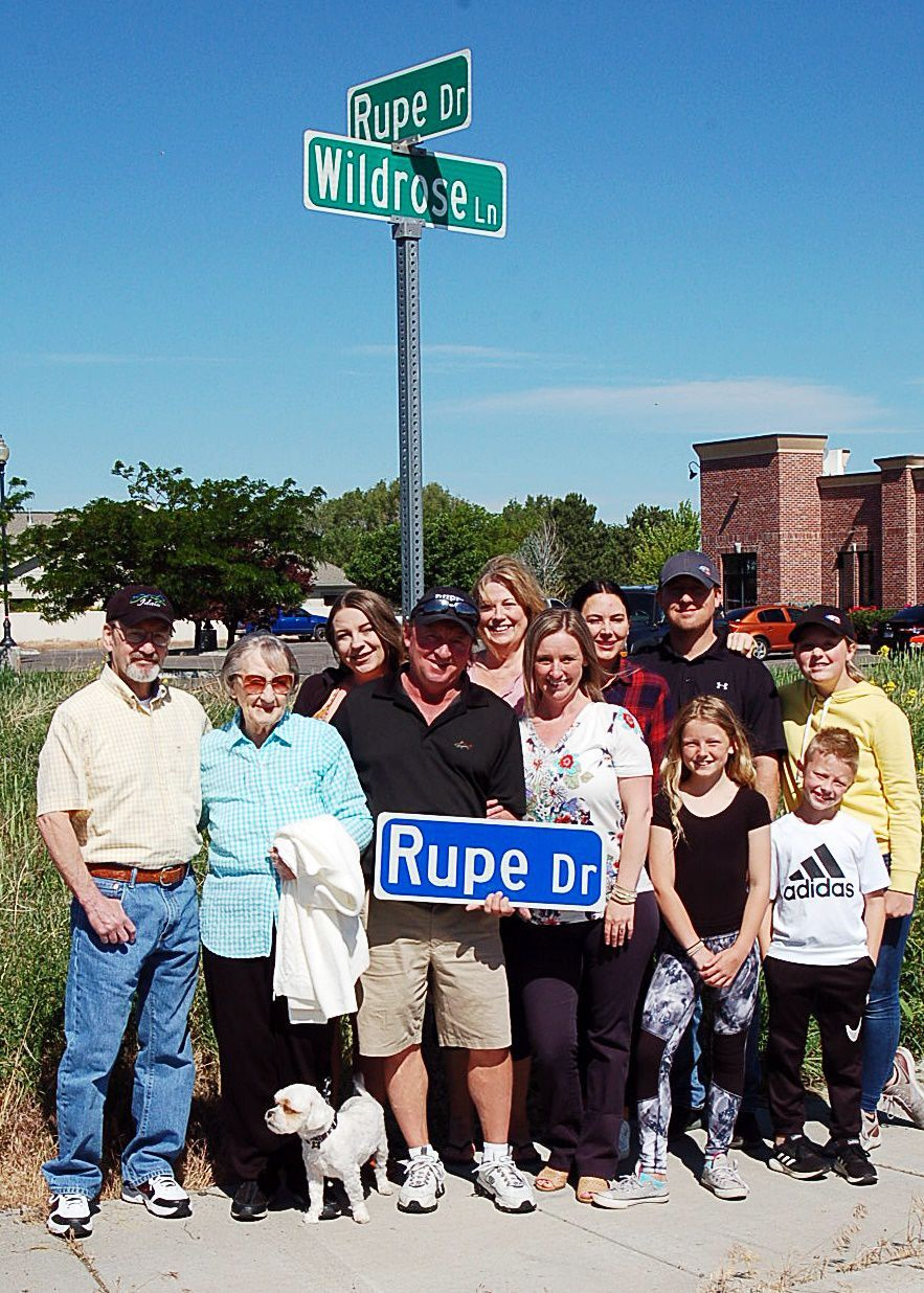 Rupe family