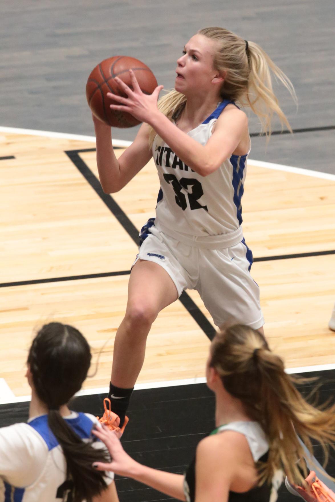 Thunder Ridge vs Blackfoot girls basketball