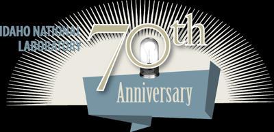 INL 70th logo