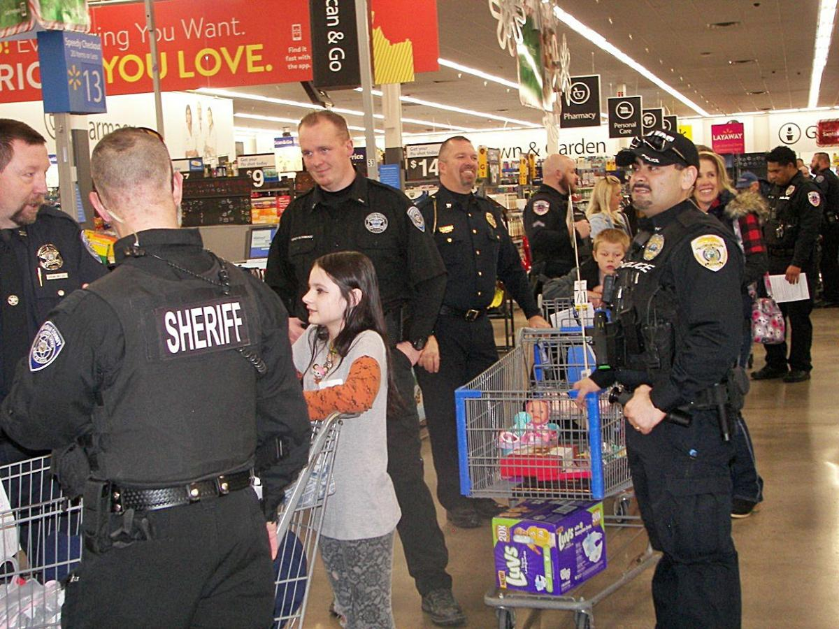 Shopper officers