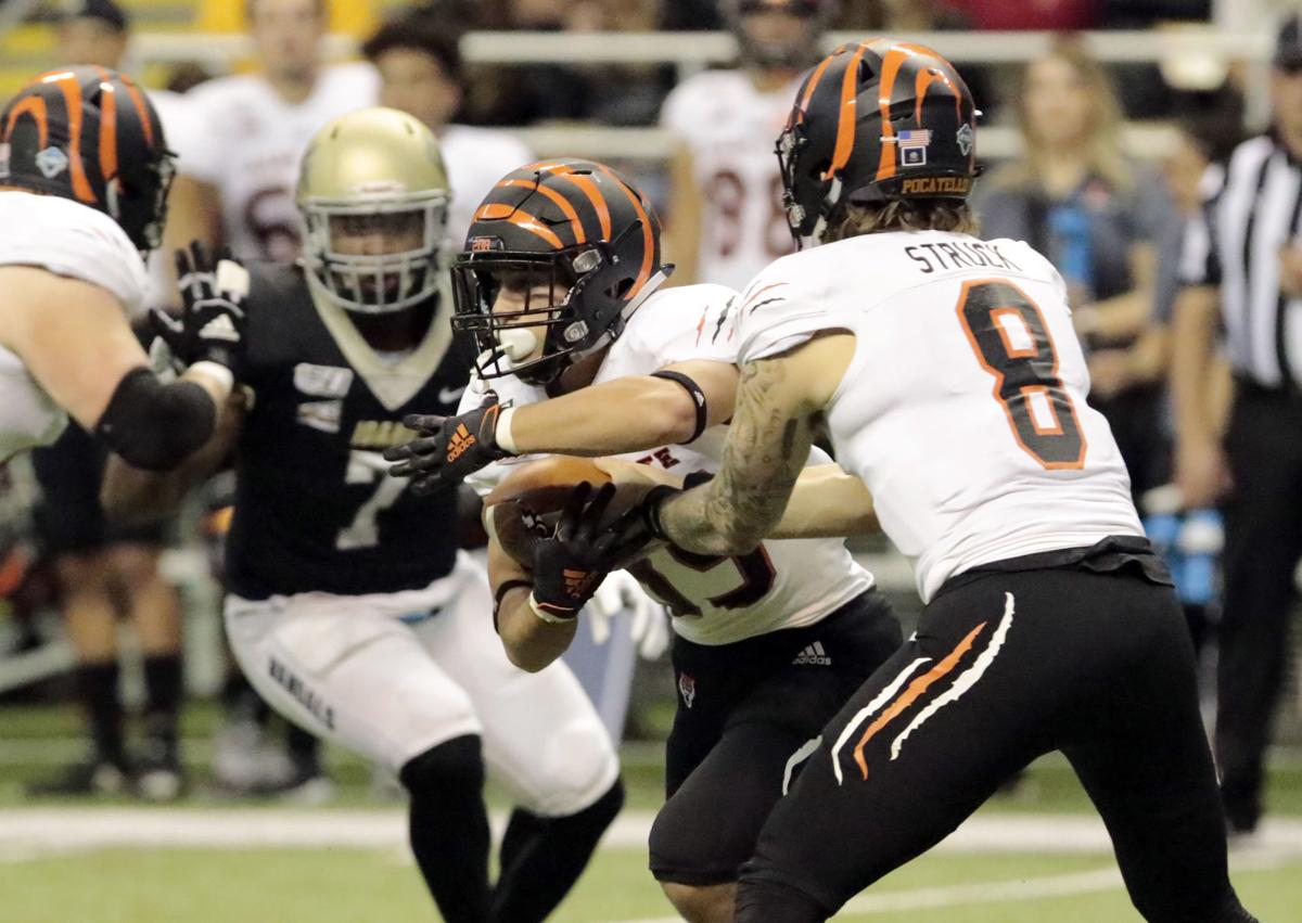 Idaho State's 2020 football schedule offers shift from previous norms