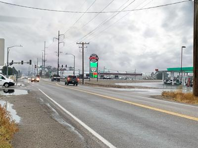 Idaho Falls intersection