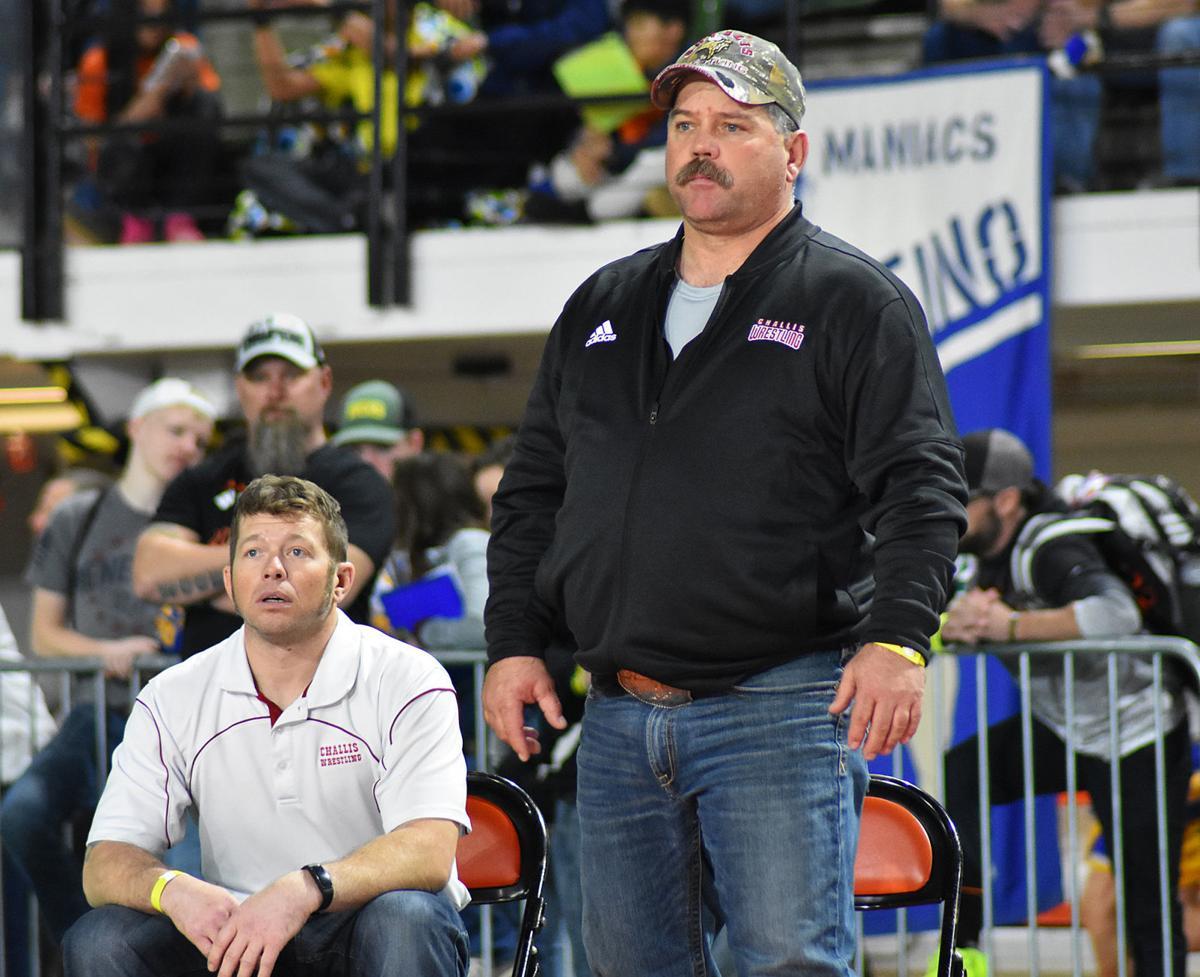 Challis wrestlers wrap up season