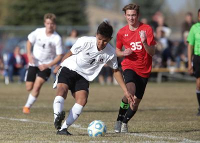 Hillcrest vs Idaho Falls boys soccer