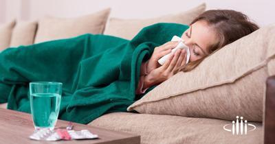 Flu pneumonia