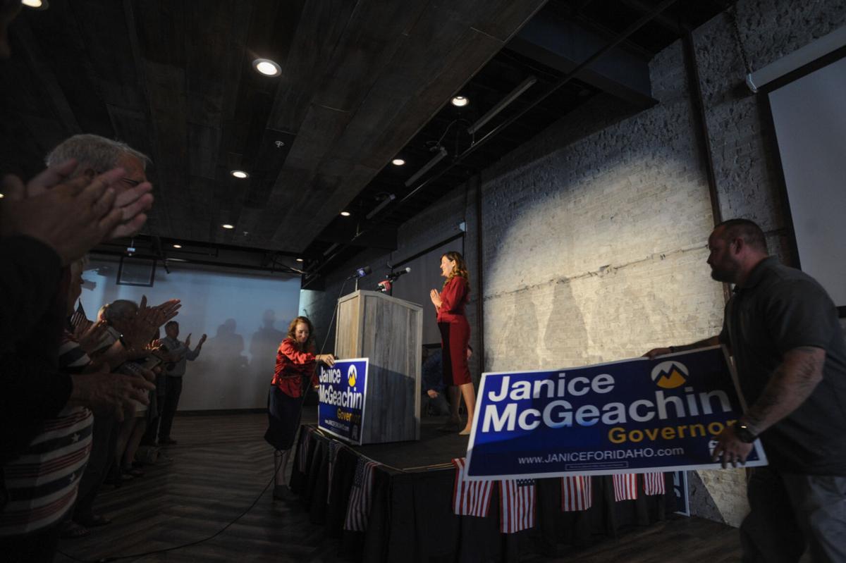 Lt. Gov. Janice McGeachin