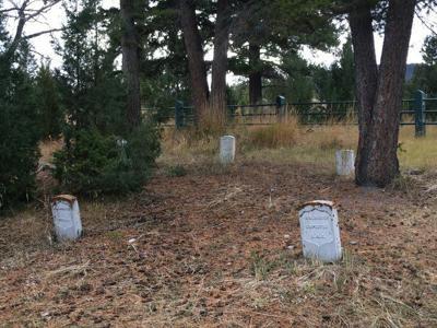 Yellowstone cemetery