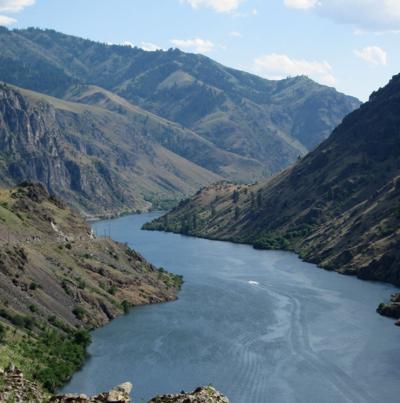 Hells Canyon Reservoir