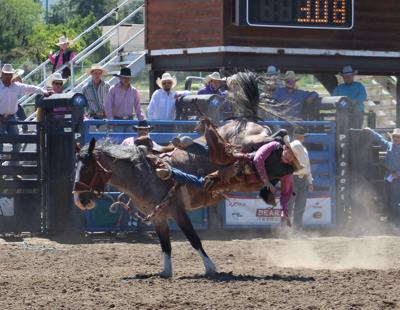 First go-round standings posted at High School Rodeo