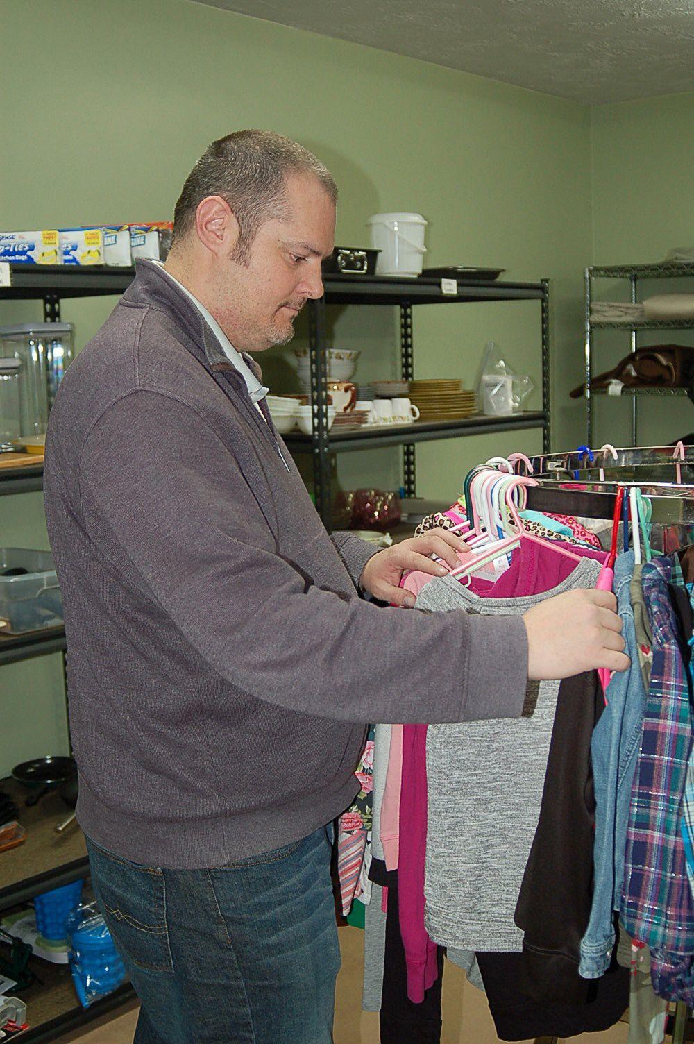 Scott Smith clothes
