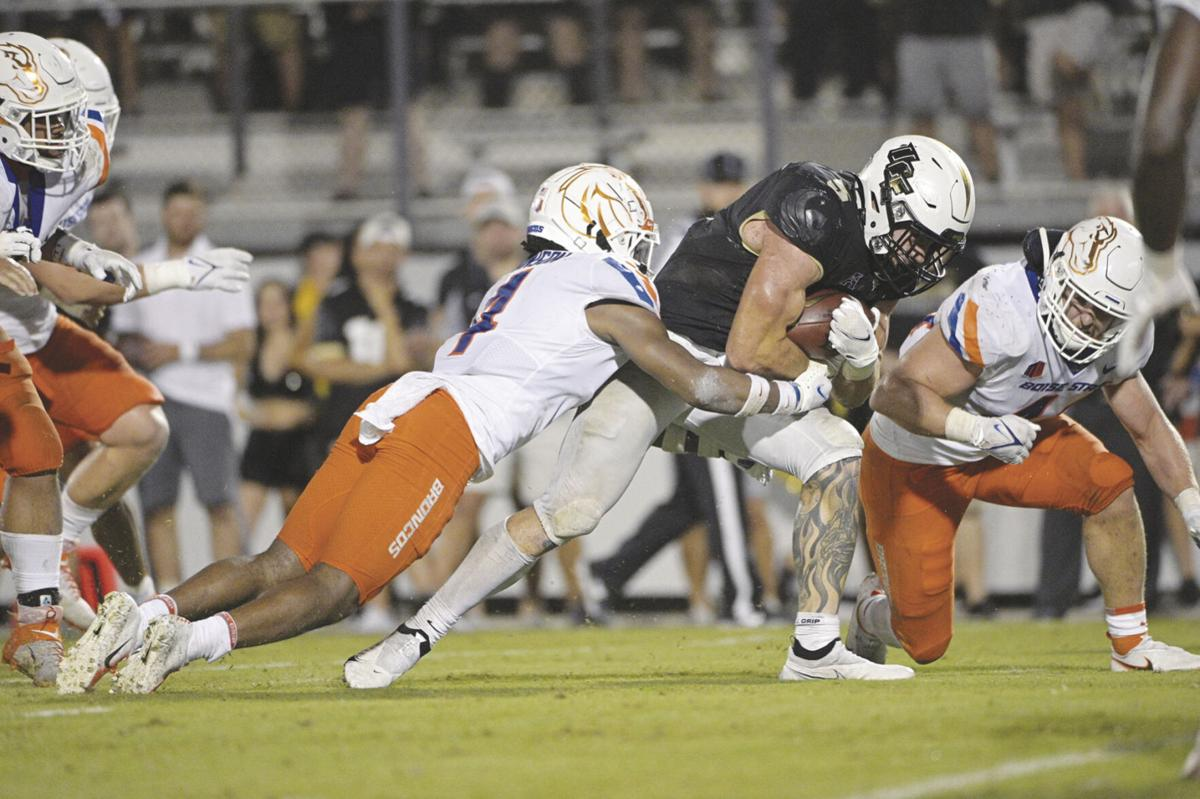 Boise State working to fix issues with run defense