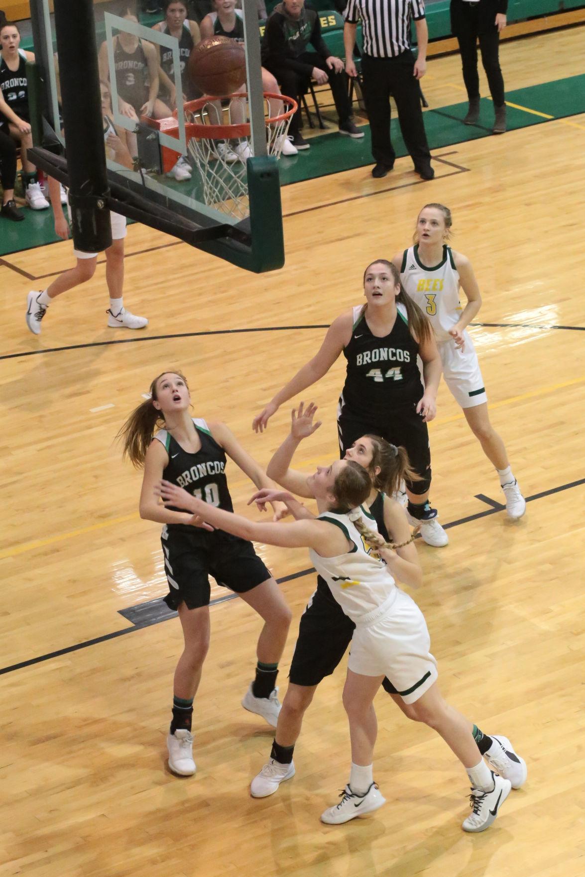 Blackfoot Bonneville girls basketball