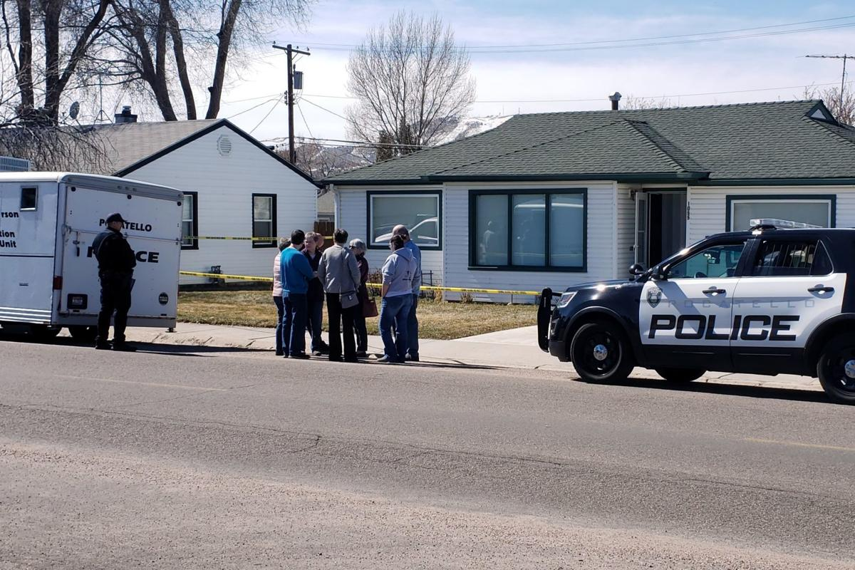 McKinley homicide (family standing outside)