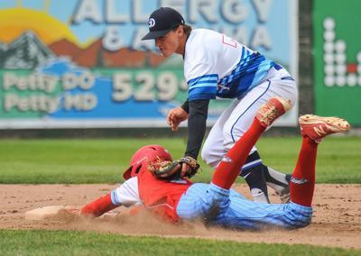 Sugar-Salem Marsh Valley baseball